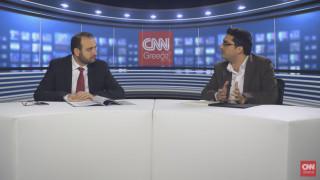 Ο πρόεδρος του Οικονομικού Επιμελητηρίου στο CNN Greece