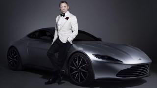 Δημοπρατείται η Aston Martin DB10 του Tζέιμς Μποντ