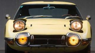 Οι pop-up προβολείς ήταν μια ιδιαίτερη νότα στην εικόνα των σπορ κυρίως αυτοκινήτων