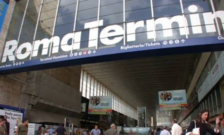 Ρώμη: Eκκενώθηκε προσωρινά ο κεντρικός σιδηροδρομικός σταθμός