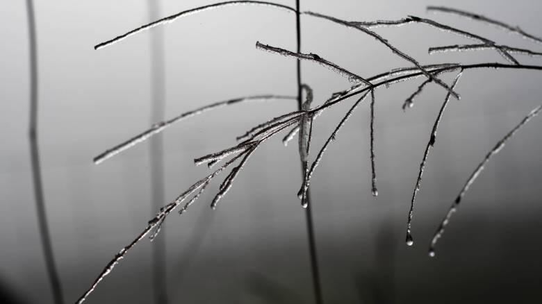 Καιρός: Χαμηλές θερμοκρασίες και βροχή σήμερα