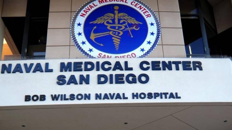 Εισβολή ενόπλου σε στρατιωτικό νοσοκομείο στο Σαν Ντιέγκο