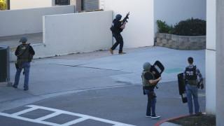 Λήξη συναγερμού στο Σιαν Ντιέγκο - Δεν βρέθηκε ένοπλος