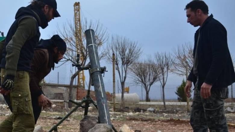 Συρία: Η αντιπολίτευση αποφασίζει για τις ειρηνευτικές διαπραγματεύσεις