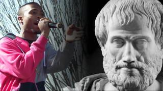 """Ο ράπερ B.o.B. ακυρώνει τον Αριστοτέλη. """"Η Γη είναι επίπεδη και εγώ ξέρω την αλήθεια"""""""