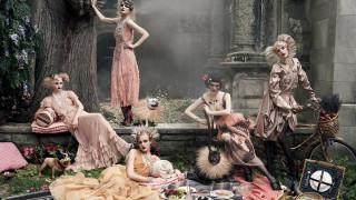 Να γιατί η Grace Coddington θα λείψει πολύ από τη Vogue