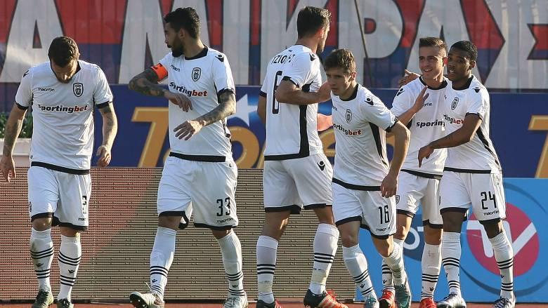 Ο ΠΑΟΚ απέσπασε ισοπαλία 1-1 στη Νέα Σμύρνη από τον Πανιώνιο για το Κύπελλο