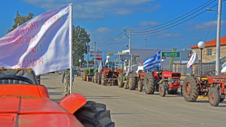 Αγροτικές κινητοποιήσεις: «Μπλόκο» στον Αποστόλου ετοιμάζεται στη Θεσσαλονίκη