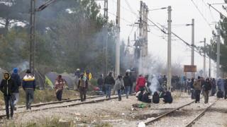 ΠΓΔΜ: Ανοικτή για τους πρόσφυγες η ουδέτερη ζώνη με την Ελλάδα