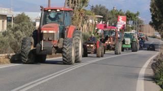 Αγροτικές κινητοποιήσεις:Δεν υποχωρούν οι αγρότες - Κλειστά και σήμερα τα Τέμπη