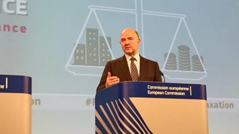 Στην πάταξη επιθετικών φορολογικών πρακτικών πολυεθνικών προχωρεί η ΕΕ
