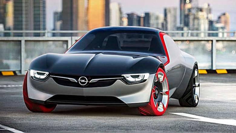 Το εντυπωσιακό Opel GT Concept εμπνέεται από το ένδοξο παρελθόν για ένα πιο ενδιαφέρον μέλλον