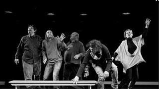 Εθνικό Θέατρο: «Κατεβαίνει» η παράσταση με κείμενα Σάββα Ξηρού