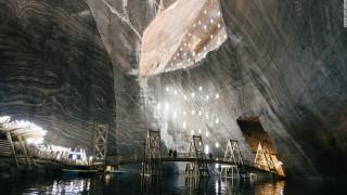 Τρανσυλβανία: Το υπόγειο θέρετρο κάτω από το σπίτι του Δράκουλα