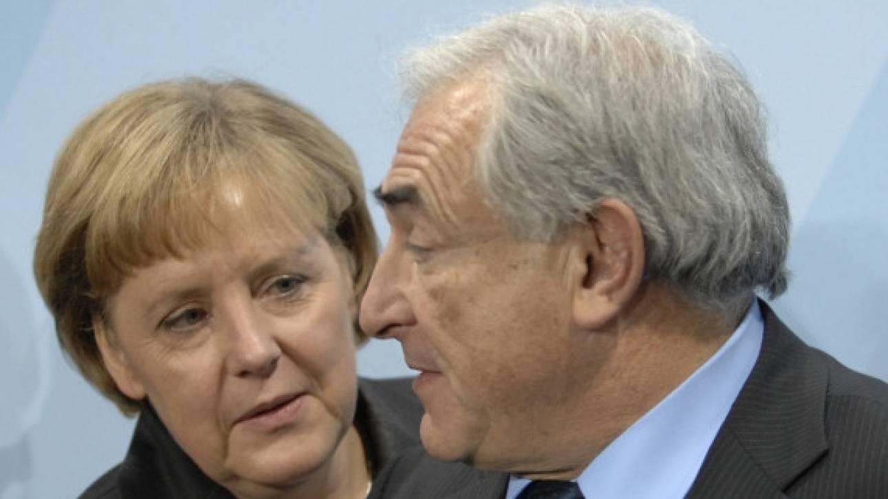 Πως η γερμανική «επιβολή» στο ΔΝΤ καταδίκασε το ελληνικό πρόγραμμα διάσωσης