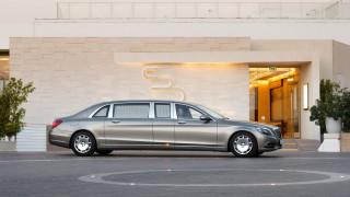 Η Mercedes- Maybach S600 Pullman είναι η πιο πολυτελής λιμουζίνα που μπορεί να αγοράσει κανείς