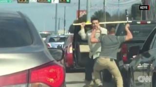 Τέξας: Μάχη με ρόπαλα μεταξύ οδηγών