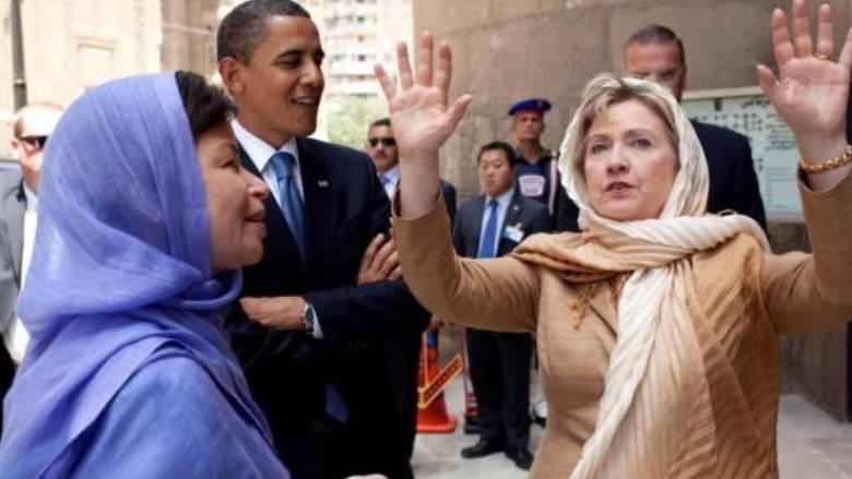 Επίσκεψη σε τέμενος θα πραγματοποιήσει ο Ομπάμα