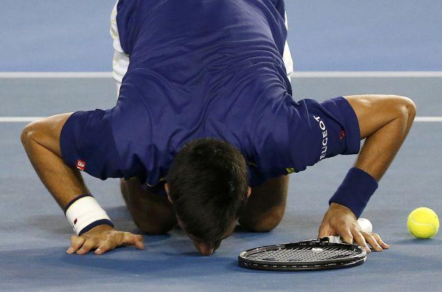 Djokovic Aus OPEN Final 2016