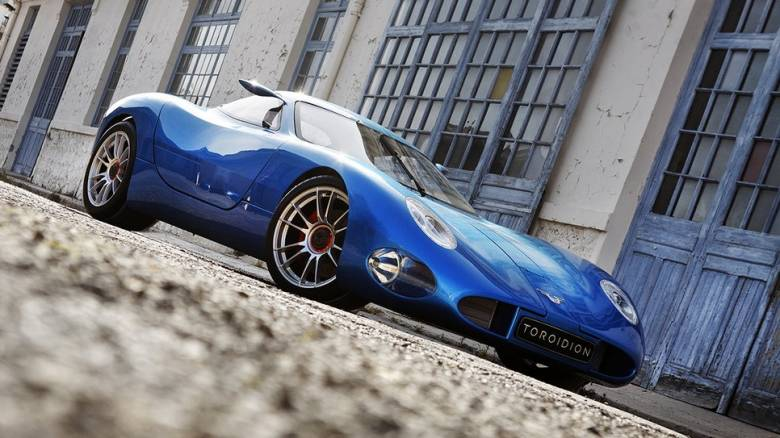 To Toroidion 1MW είναι ηλεκτρικό φινλανδικό hyper car με 1.360 άλογα