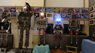 Μια έκθεση-έκπληξη στο Λαογραφικό Μουσείο της Αράχωβας