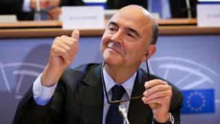 Στήριξη Μοσκοβισί στις ελληνικές προσπάθειες κατά της φοροδιαφυγής