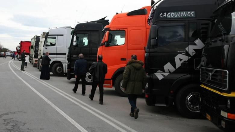 Απεργία διαρκείας ξεκινούν οι οδηγοί  φορτηγών στις 4 Φεβρουαρίου