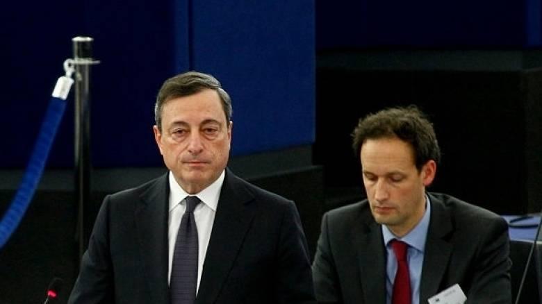 Ανοικτό άφησε ο Μάριο Ντράγκι το χρόνο της ελληνικής συμμετοχής στο QΕ