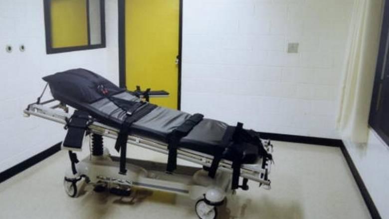 Εκτελούν θανατοποινίτη έπειτα από 36 χρόνια παραμονής στη φυλακή