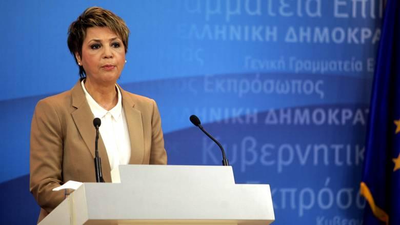 Τι είπε η Όλγα Γεροβασίλη στο briefing για αγροτικό, διαπραγμάτευση, σενάρια εκλογών
