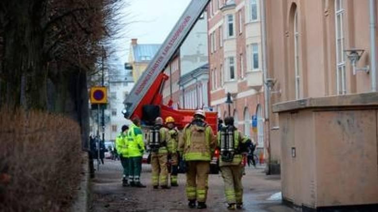 Ισχυρή έκρηξη σε σχολείο της Σουηδίας