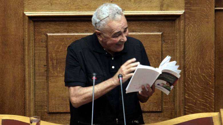 Ζουράρις κατά νέου προέδρου Εθνικού Συμβουλίου Παιδείας Νίκου Θεοτοκά