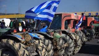 Μπλόκα αγροτών: Κλειστά και αύριο για 12 ώρες τα Τέμπτη- Όλες οι κινητοποιήσεις