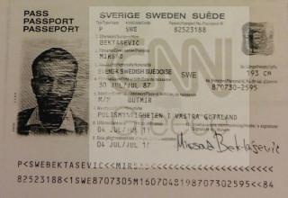 Αποκλειστικό: τα διαβατήρια των τζιχαντιστών της Αλεξανδρούπολης