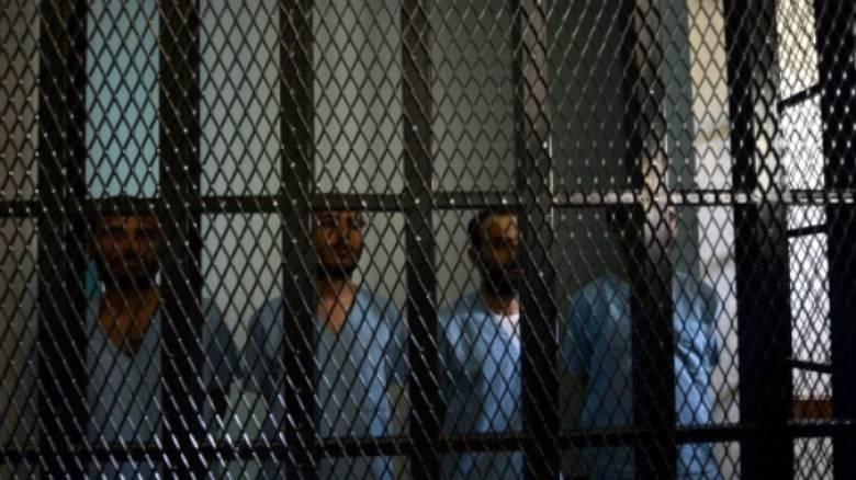 Ποινή φυλάκισης και 800 μαστιγώσεις σε Παλαιστίνιο ποιητή