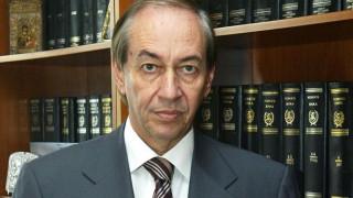 Επίθεση στο γραφείο του εργατολόγου Δημήτρη Μπούρλου