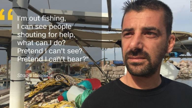 Νόμπελ Ειρήνης: Ποιος είναι ο ψαράς από τη Σκάλα Συκαμνιάς που το διεκδικεί