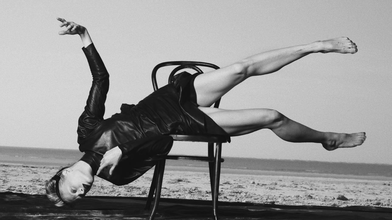 Η γυμνή αλήθεια της γυναίκας από τον Peter Lindbergh στη Gagosian Gallery της Αθήνας
