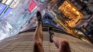 Ήρωας στα social media o 18χρονος Ρώσος που δε φοβάται τα ύψη