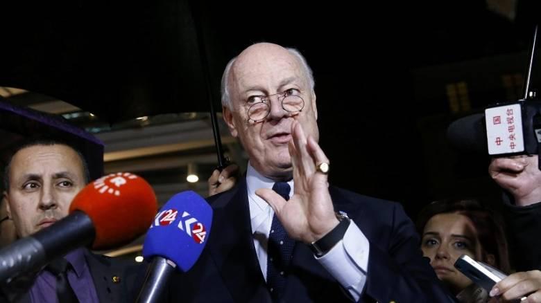 Βολές και επίρριψη ευθυνών για τον τερματισμό των ειρηνευτικών συνομιλιών για την Συρία