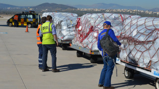 Προσφυγικό: Ανθρωπιστική βοήθεια από το Ηνωμένο Βασίλειο στα hot spots