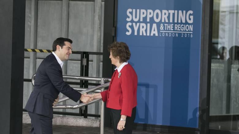 Τσίπρας: Η Ελλάδα σε αντίθεση με άλλους αντιμετωπίζει το προσφυγικό με ανθρωπιά