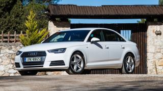 Η ολοκαίνουργια γενιά του Audi A4 έχει αναβαθμιστεί σε όλους τους τομείς