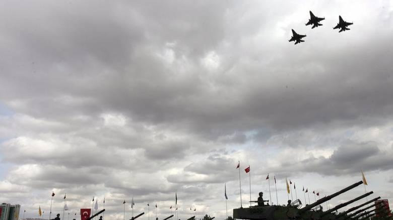 Ρωσία: Eισβολή στη Συρία ετοιμάζει η Τουρκία