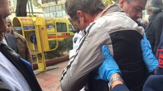 Απεργία 4 Φεβρουαρίου: Τραυμάτισαν δημοσιογράφο στην πορεία