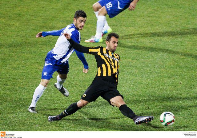iraklis-aek greek cup