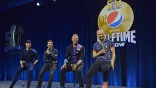 Το σόου του ημιχρόνου του μεγάλου τελικού στο NFL θα παρουσιάσουν οι Coldplay