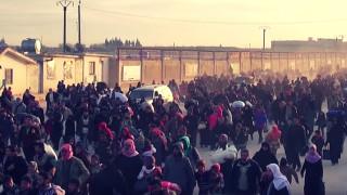 Νέο προσφυγικό τσουνάμι από τη Συρία