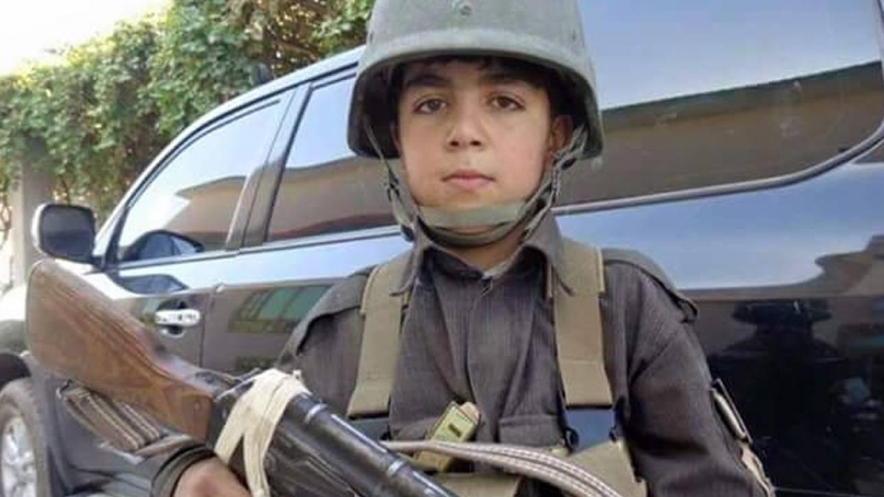 Σκοτώθηκε 11χρονος Αφγανός ήρωας που πολέμησε τους Ταλιμπάν