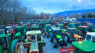 Αγροτικές κινητοποιήσεις: Στον Προμαχώνα ο υπουργός Μεταφορών της Βουλγαρίας